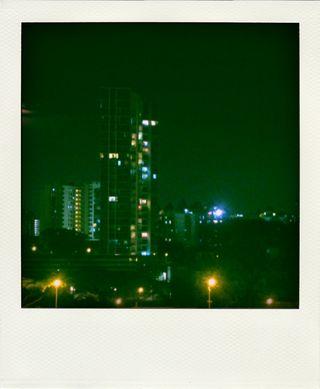 Night sky 004-pola